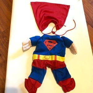 SUPERMAN DOG COSTUME🐶